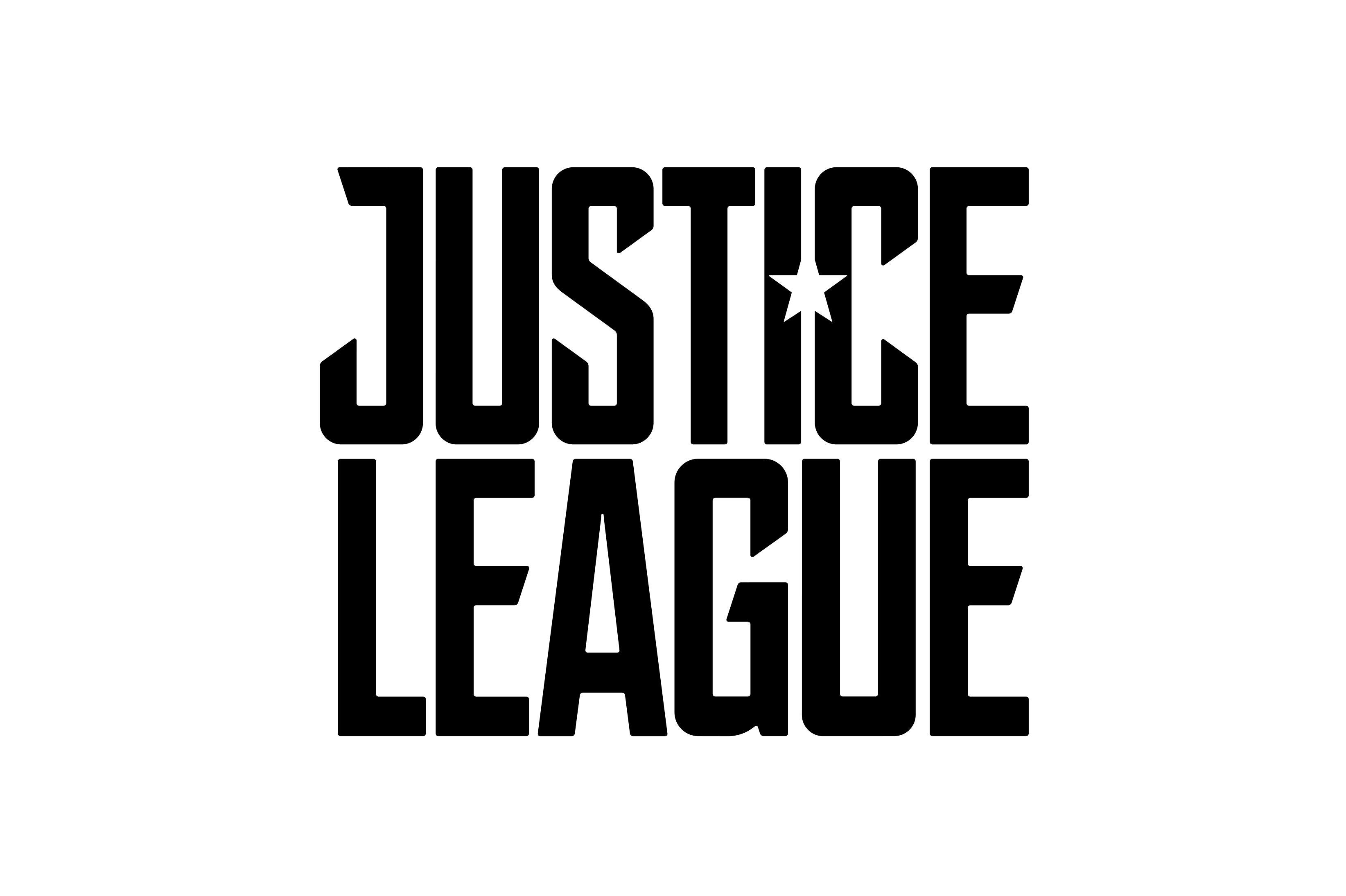 Beautiful Wallpaper Logo Justice League - Justice-League-Movie-Logo-White-BG  Picture_477534.jpg