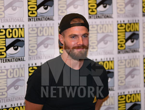 Stephen Amell @ SDCC 2018
