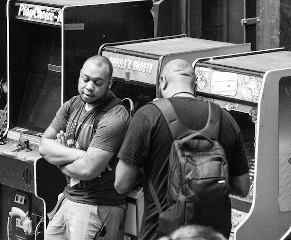 Arcade Area Discussion