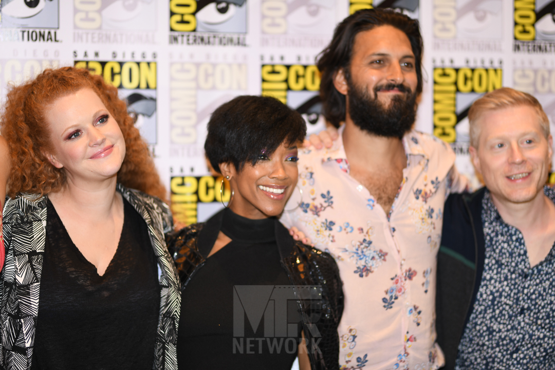 Star Trek Discovery SDCC 2018