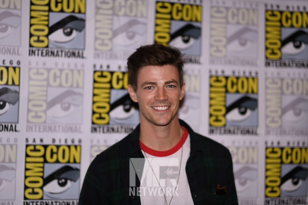 The Flash @ SDCC 2018