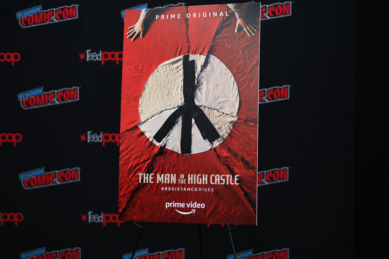 THE MAN IN THE HIGH CASTLE @ NYCC 2018