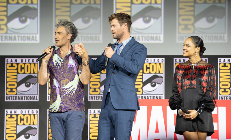 Thor Love & Thunder @ SDCC 2019