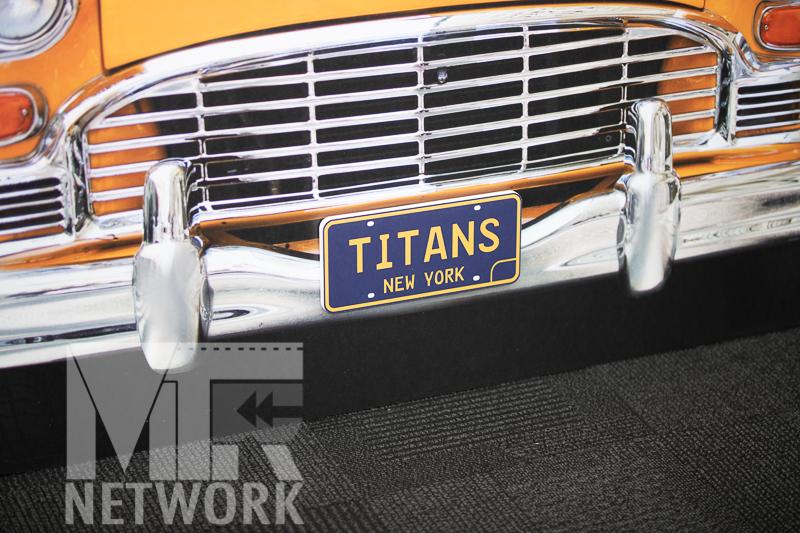 Titans @ NYCC 2018