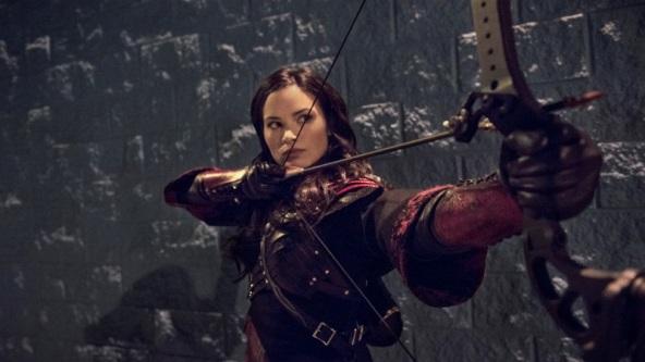 Arrow Heir to the Demon Review