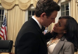 I'm not a fan of Scandal but I posted this picture just to make a Scandal hater mad