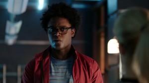 Curtis Holt played by Echo Kellum in Arrow Season 4 Episode 4 Beyond Redemption