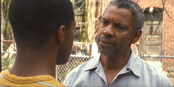 Fences Review - Denzel