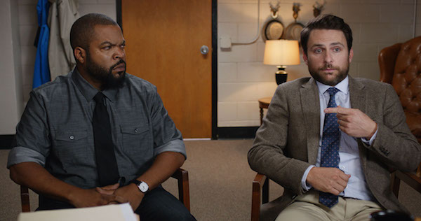 Fist fight Review - Ice Cube & Charlie Day
