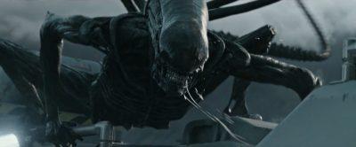 Alien Covenant Review - Xenomorph