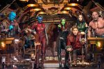 Guardians of the Galaxy Vol 2 Review - Cast