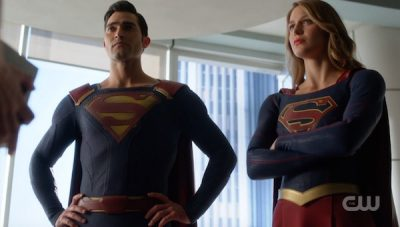 Supergirl Nevertheless She Persisted Review - Superman and Supergirl