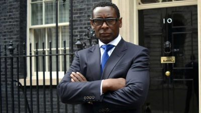 Black and British - Davide Harewood
