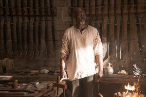 King Arthur Legend of the Sword - Djimon Hounsou as Bedivere