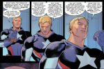 Secret Empire - Hydra Cap Steve Rogers Talks about How He Will Destroy Sam Wilson Without Killing Him