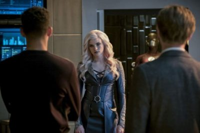 Killer Frost faces off against Julian & Wally