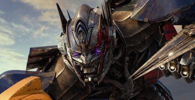 Optimus Prime in Transformers The Last Knight Trailer
