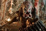 Predators Movie - Berserker Predator taking on Classic Predator