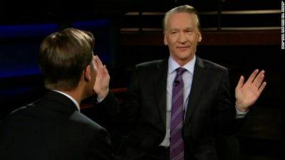 Bill Maher being Racist with Senator Ben Sasse