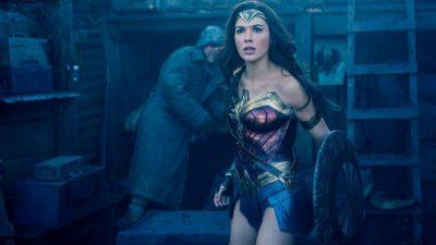 Wonder Woman Review - Gal Gadot