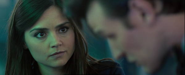 Clara And The 11th Doctor