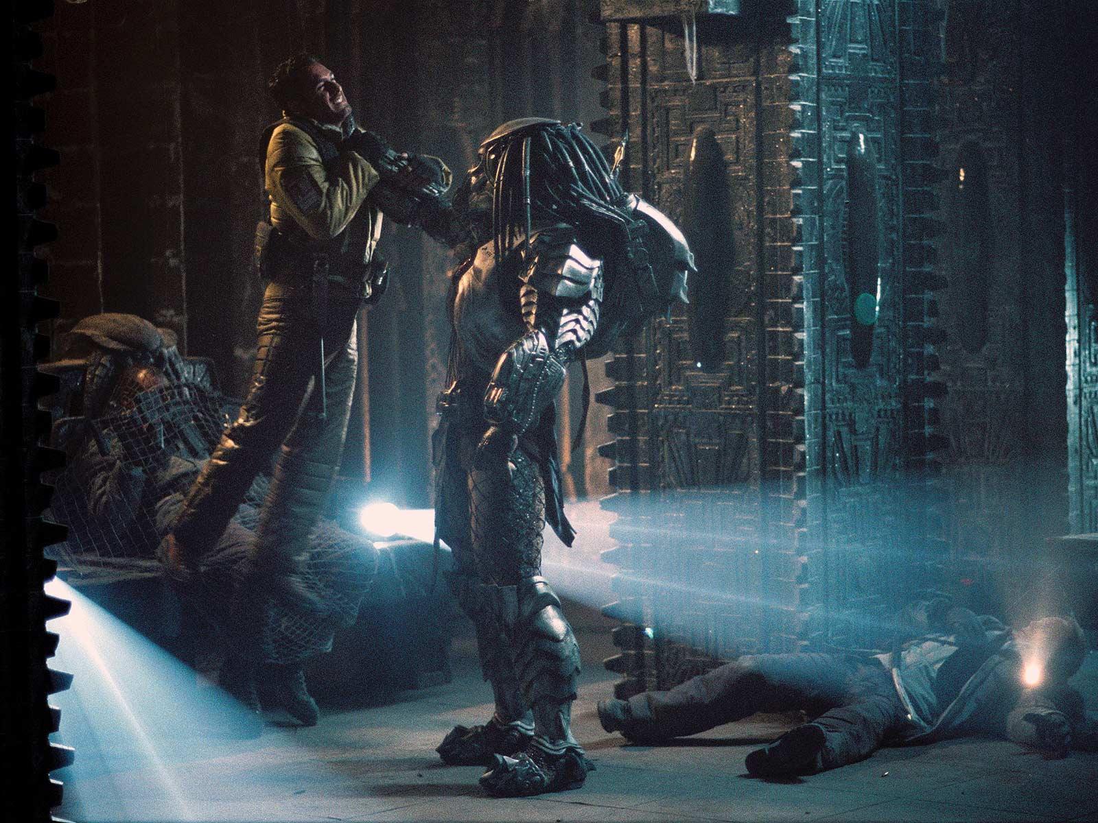 Predator 2018 4k Wallpapers: Alien-vs-predator