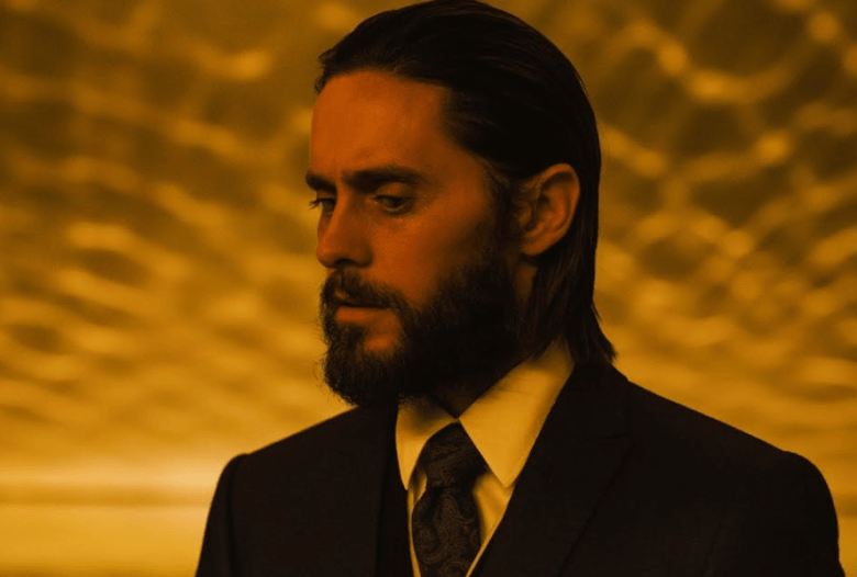 Blade Runner 2049 - Jared Leto as the blind Niander Wallace