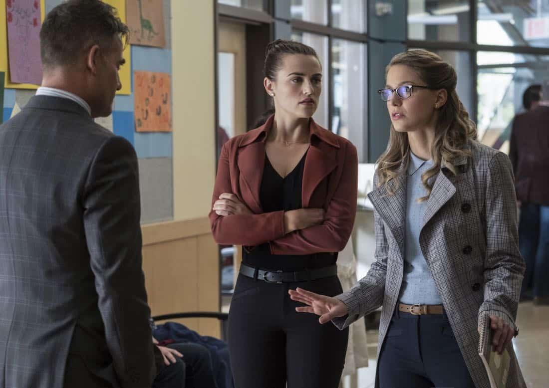 Supergirl Season 3 Episode 5: Damage - MTR Network