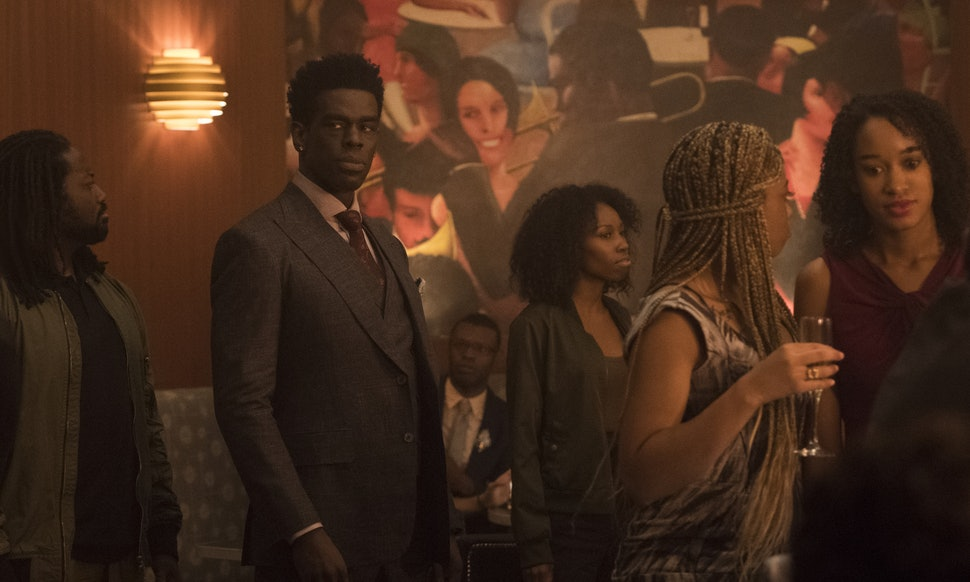Luke Cage Season 2: Using Music to Capture the Soul of Blackness - MTR Network