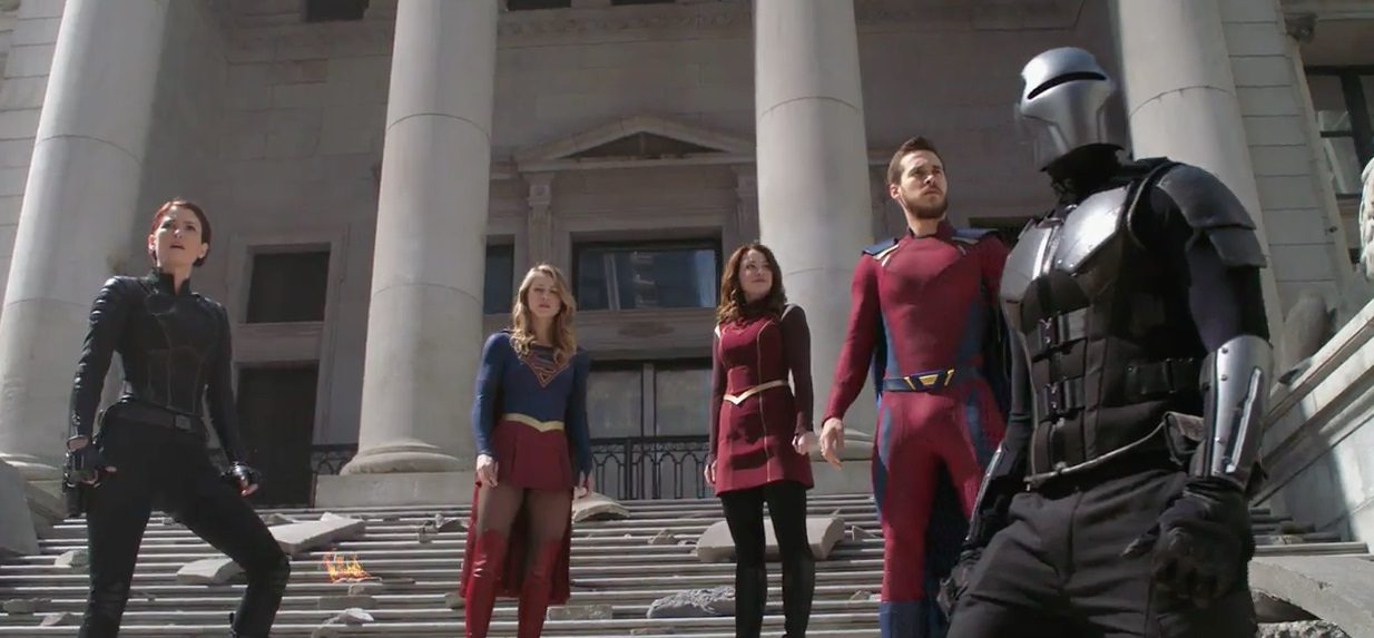 Supergirl Season 3x23 Review They Stuck The Landing! - MTR