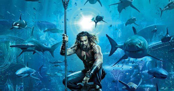 Finding Aquaman - Maybe WB Has a Genius Marketing Plan - MTR
