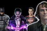 Ben Affleck (Batman), Jared Leto (Joker), Henry Cavill (Superman), Juaquin Phoenix (Joker)