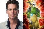 Matt Bomer will voice Negative Man on DC Universe's Doom Patrol