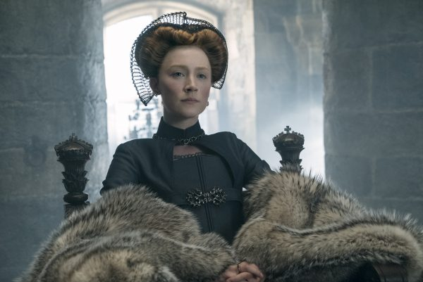 Saoirse Ronan stars as Mary Stuart in MARY QUEEN OF SCOTS, a Focus Features release. Credit: Liam Daniel / Focus Features