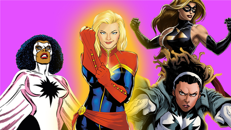 Captain Marvel Part 2 Monica Rambeau And Carol Danvers Heavy Hitters Of The Marvel Universe Mtr Network In captain marvel, maria and monica rambeau play a large part in carol danvers rediscovering her identity and becoming the badass superhero she transforms into by the end of the movie. captain marvel part 2 monica rambeau