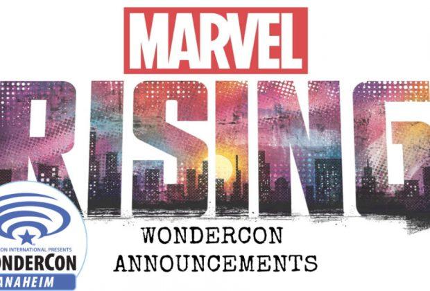new marvel rising specials