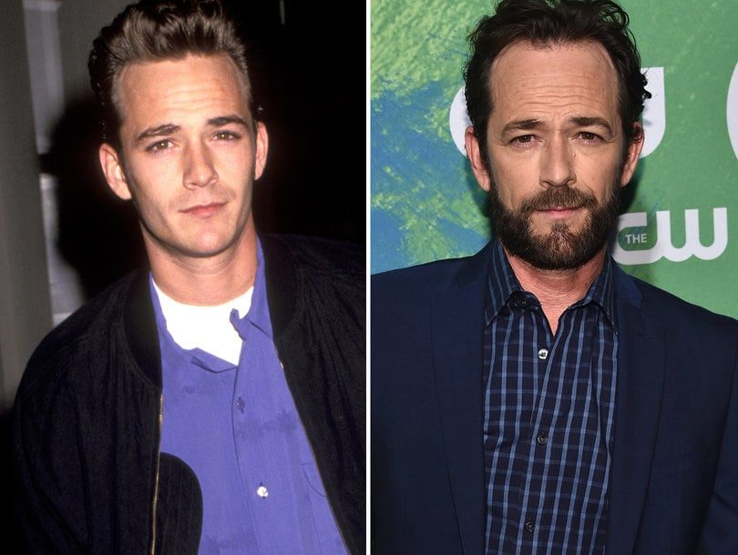 e6fa210b On March 4, 2019, Luke Perry passed away at the age of 52 after suffering  from a stroke just a few days before. Most recently gracing our screens as  the ...