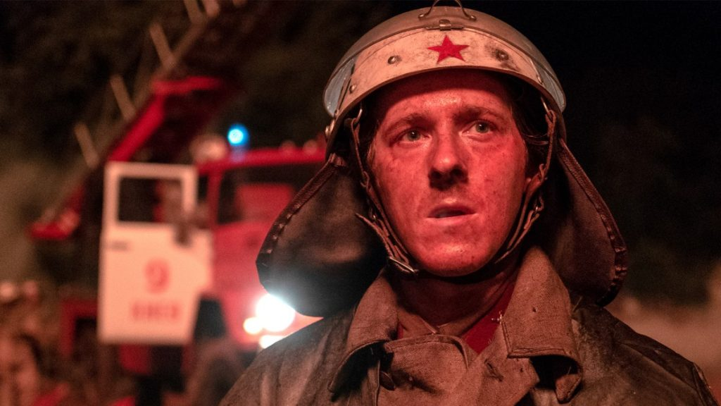 Chernobyl photo: Liam Daniel/HBO