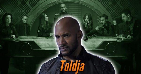 Agents of S H I E L D  Season 6 Episode 7 Toldja Review - MTR Network