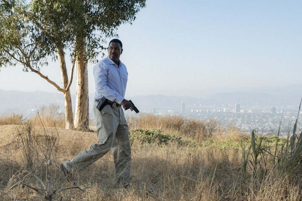 Mykelti Williamson stars as Bobby Owens in DON'T LET GO