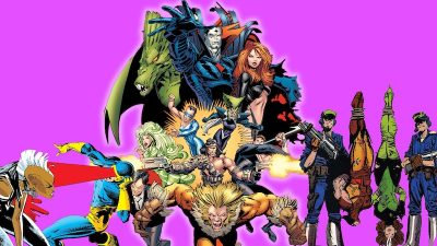 Claremont X-Men: Mutant Massacre, Fall of the Mutants & Inferno