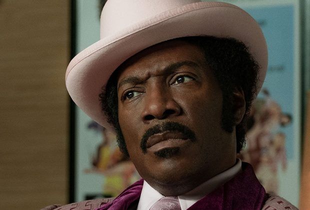 Eddie Murphy as Rudy Ray Moore