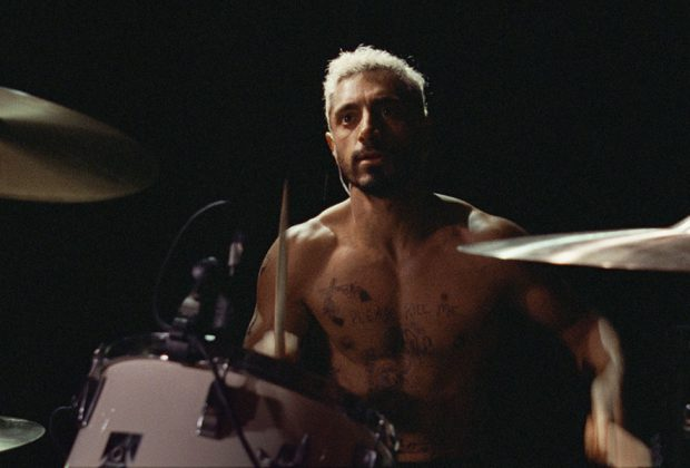 Sound of Metal: Ruben (Riz Ahmed) playing the drums