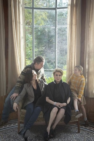 Ethan Hawke (Training Day), Juliette Binoche (The English Patient), Catherine Deneuve (8 Women), Ludivine Sagnier (8 Women) SDIFF premiere