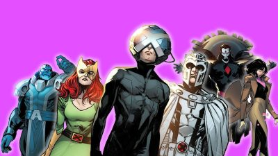 Month of X: Powers and House of X Images