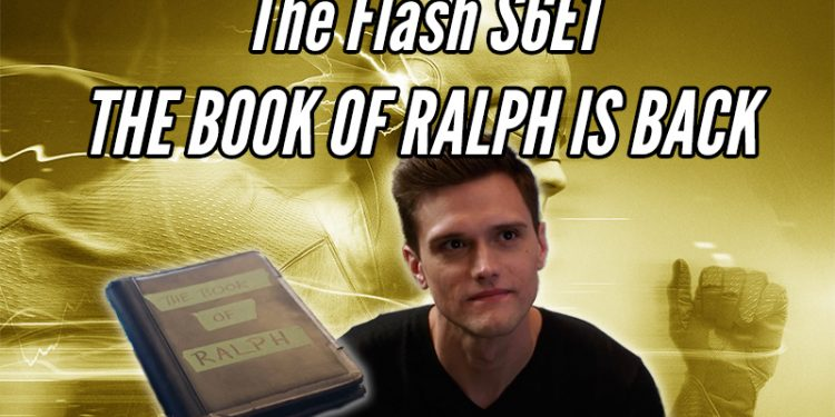 The Flash Into the Void: Ralph Dibny & the Book of Ralph