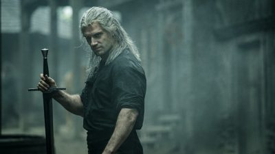 Henry Cavill as Geralt of Rivera in The Witcher