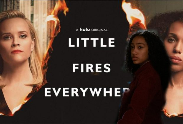Little Fires Everywhere Banner