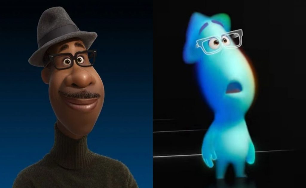 Jamie Foxx voices Joe Gardner in Soul. Photo Credit: Disney/Pixar